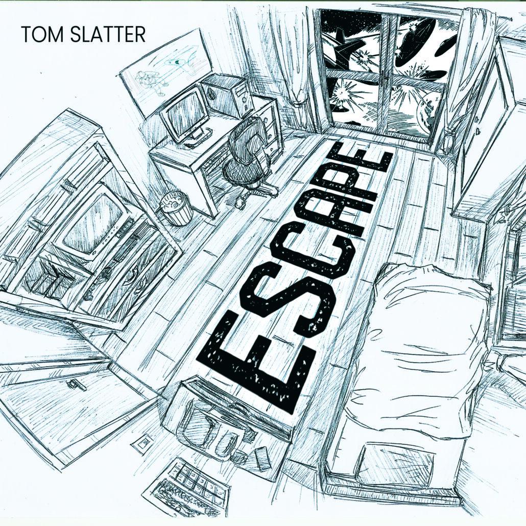 Tom Slatter: Eskapismus als Prog-Nose!