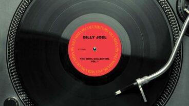"""Billy Joel: am 05.11. erscheint die 9LP-Box """"The Vinyl Collection, Vol.1"""""""