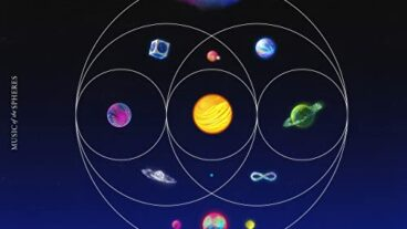 Das neue Album von Coldplay: Spheres for Fears