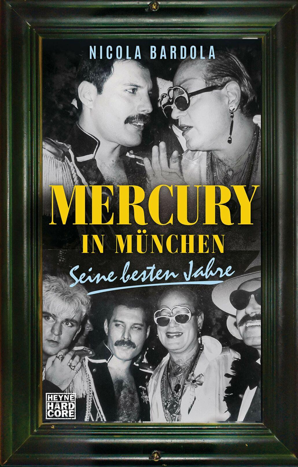 Freddie Mercury – seine Zeit in München im biografischen Rückblick