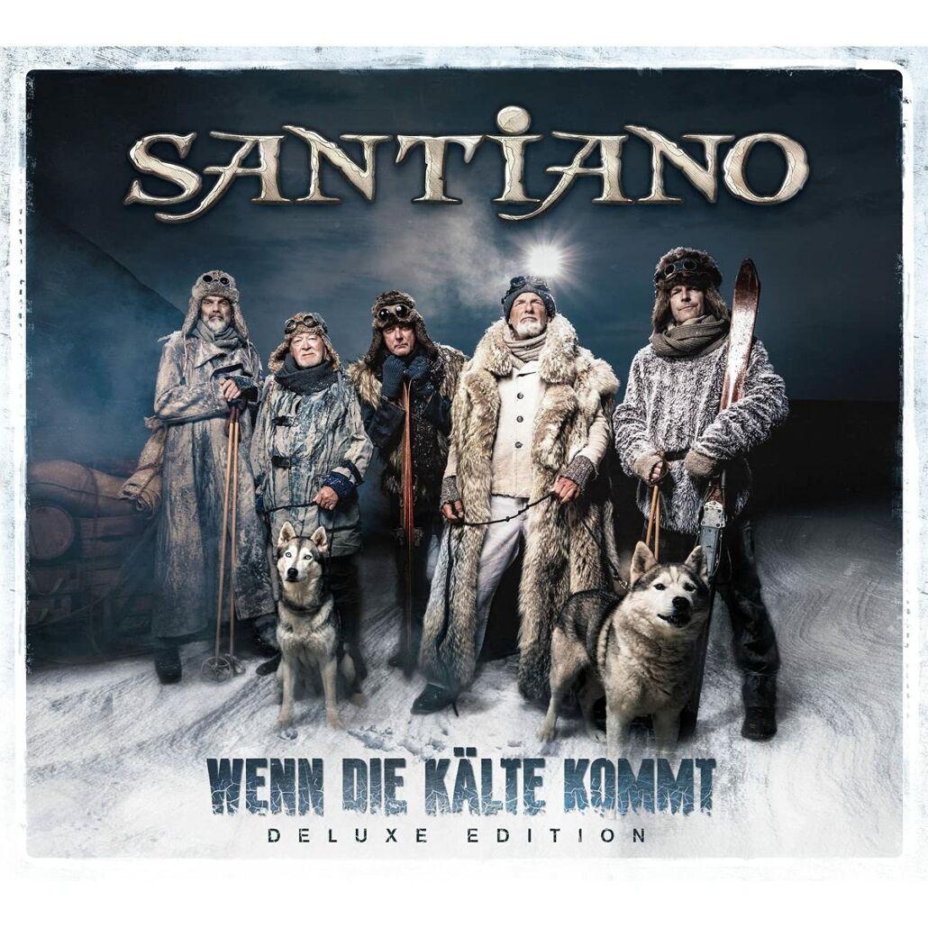 Santiano: Winter is coming – ein Konzeptalbum aus dem hohen Norden