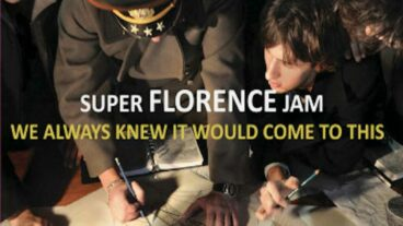 super FLORENCE jam: Geburtstags-Re-Release